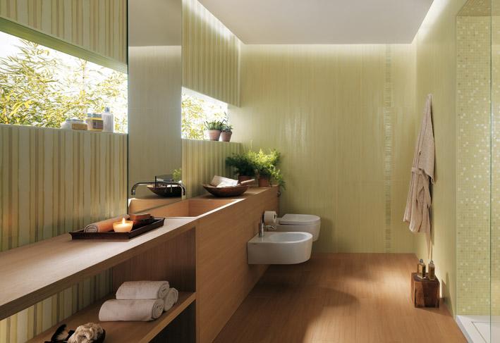 Cream-white-modern-bathroom