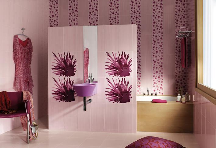 Purple-sink-white-floral-bathroom