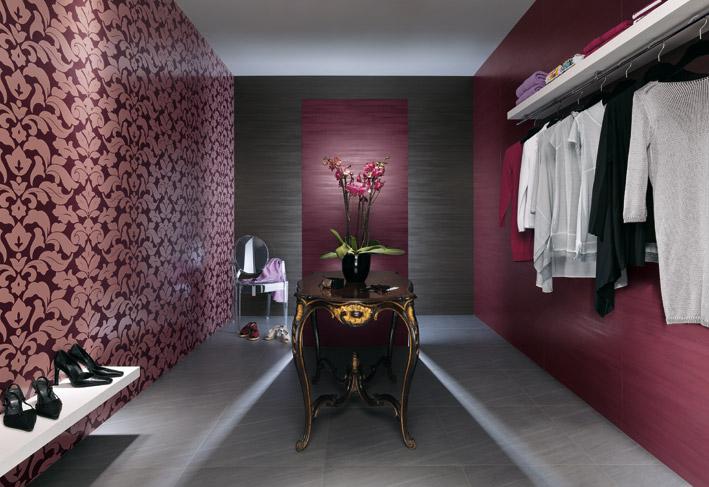 Purple-white-closet