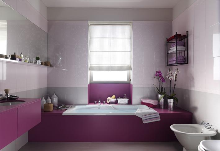 Purple-white-feminine-bathroom-design