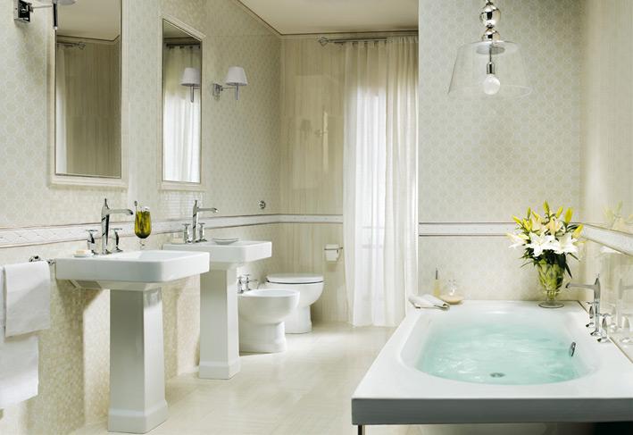 Traditional-white-tiled-bathroom-design