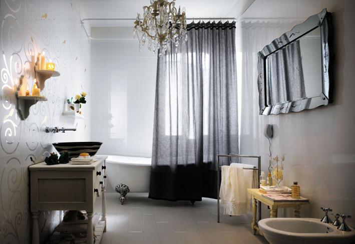 White-swirl-bathroom-tile-design