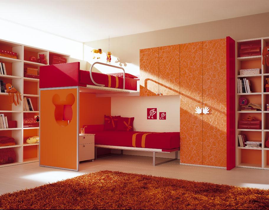 bunk-bed-kids-room