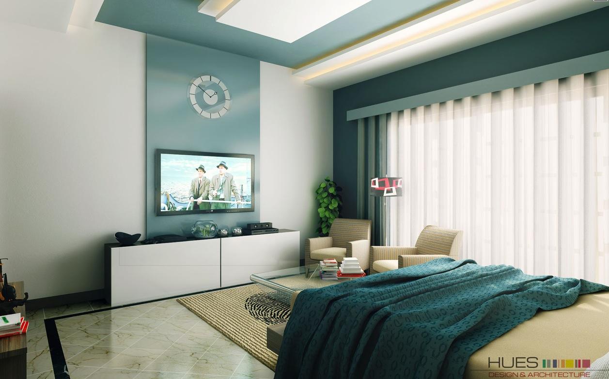 white-aqua-blue-modern-bedroom