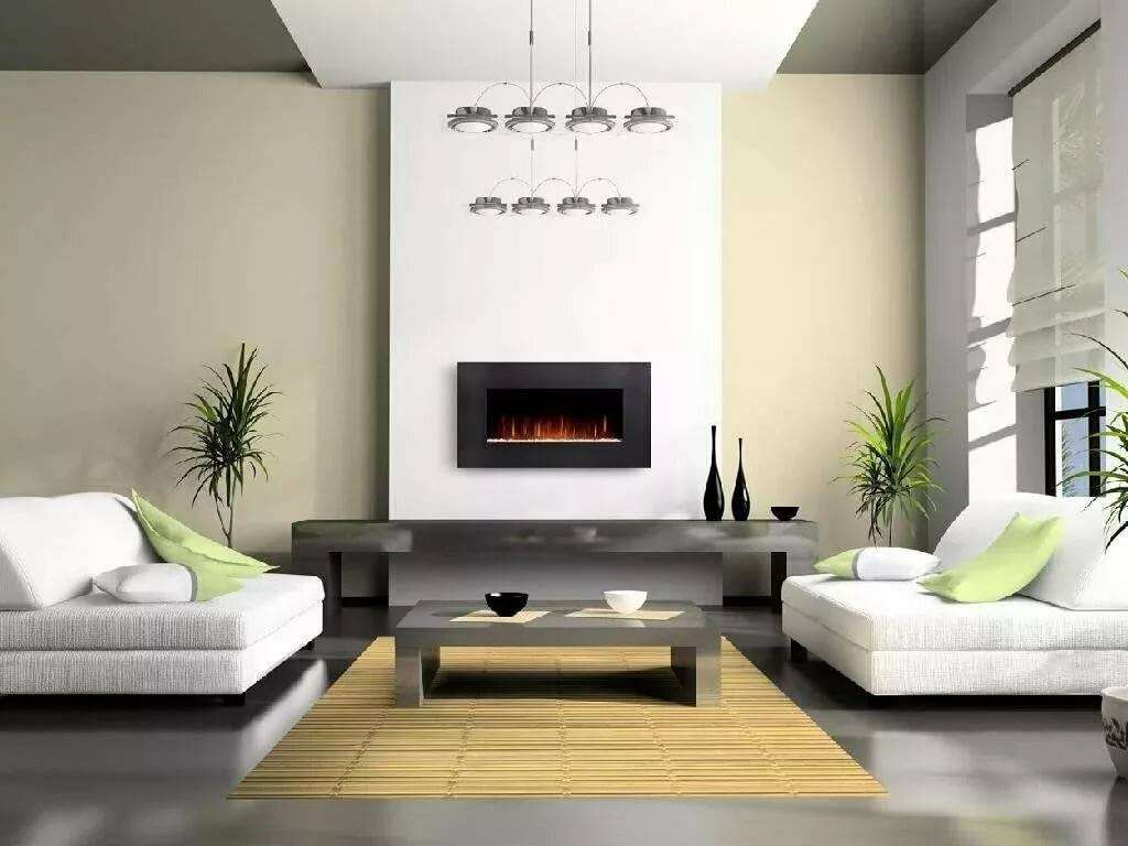 Minimalism for Living Room: Laconic Practical Design. Unusual oriental style interpretation