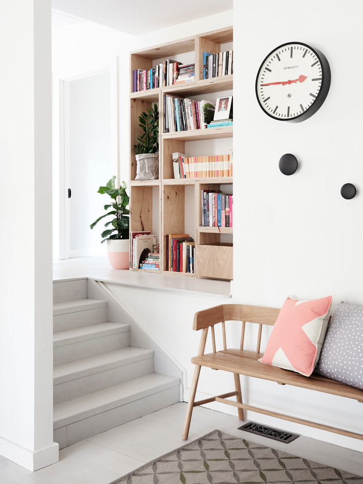 small-white-stairs-bookcase