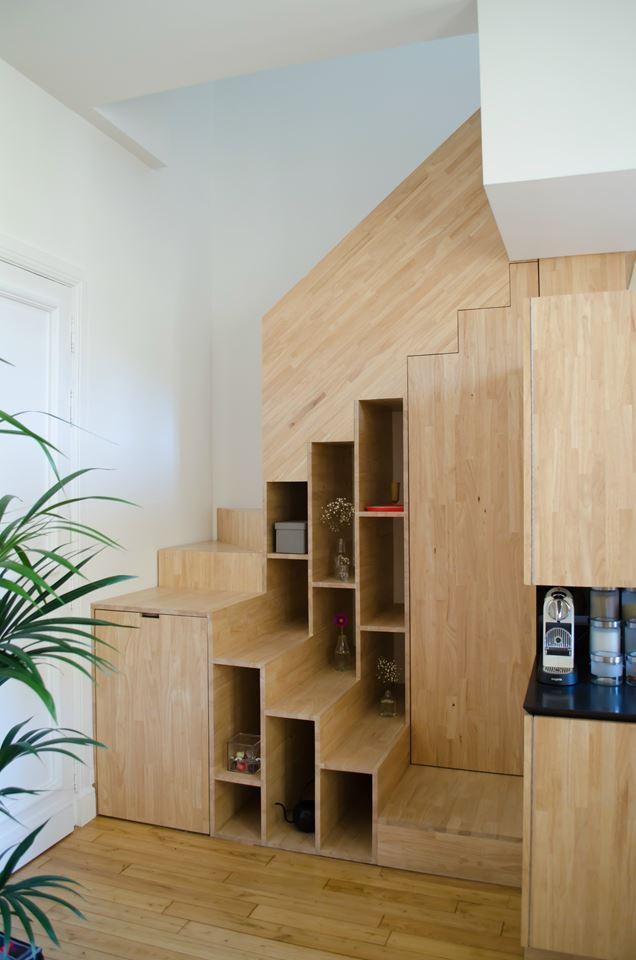 wooden-blocks-Japanese-under-stairs-cupboard
