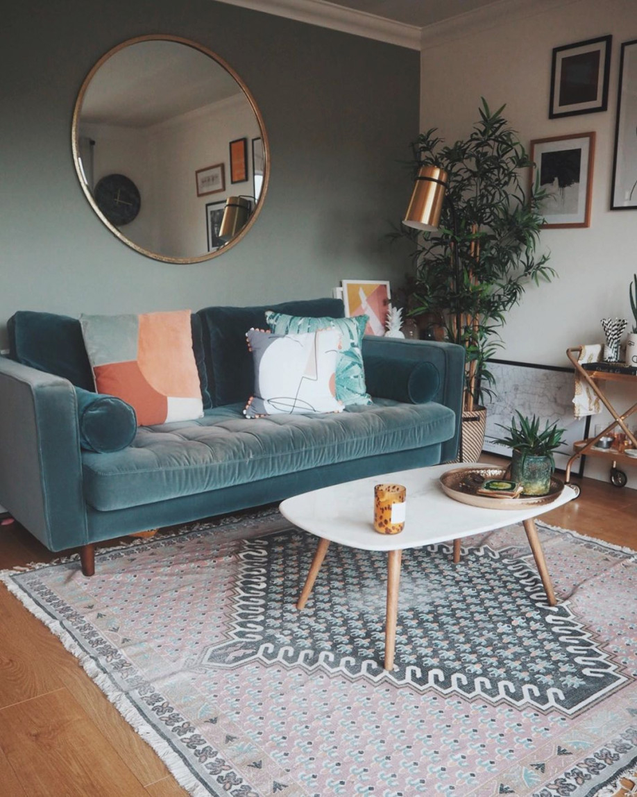 11 Small Living Room Paint Colors in Paint Colors For Small Living Rooms