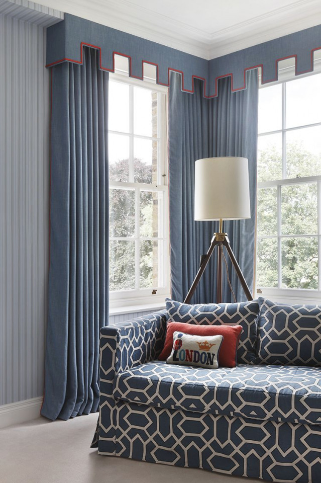 13 Curtain Ideas To Help You Pick The Best Drapes For Your intended for Curtain Styles For Living Rooms