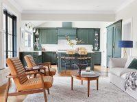 18 Great Room Ideas – Open Floor Plan Decorating Tips pertaining to Open Kitchen Living Room Design