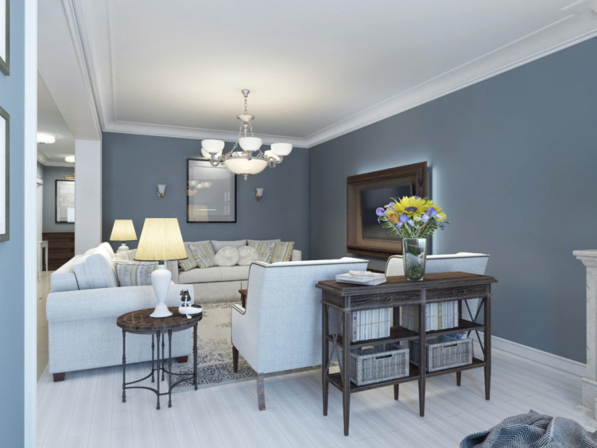 20 Inspiring Living Room Paint Ideas For Your Next Redesign within Wall Paint Colors For Living Room