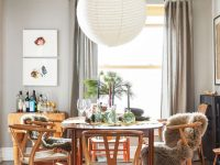 40 Best Dining Room Decorating Ideas – Pictures Of Dining regarding Living And Dining Room Ideas