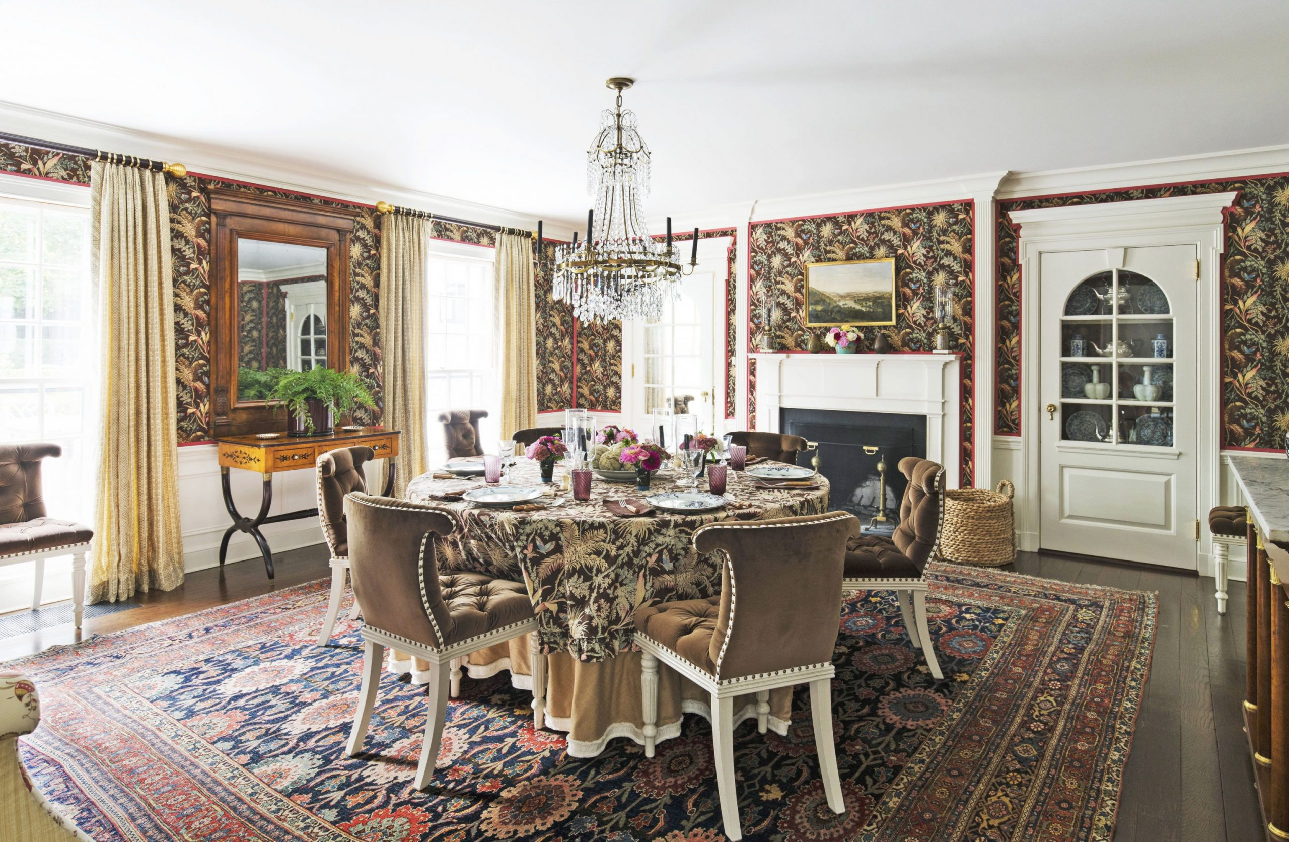 50+ Best Dining Room Ideas – Designer Dining Rooms & Decor in Beautiful Gallery Living And Dining Room Ideas