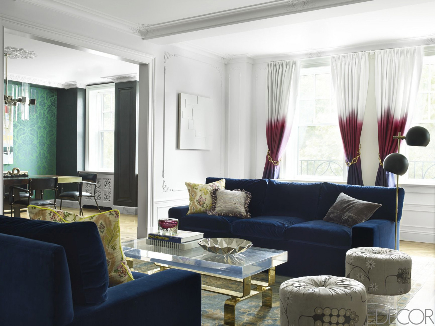 55 Best Living Room Curtain Ideas – Elegant Window Treatments throughout Curtain Styles For Living Rooms
