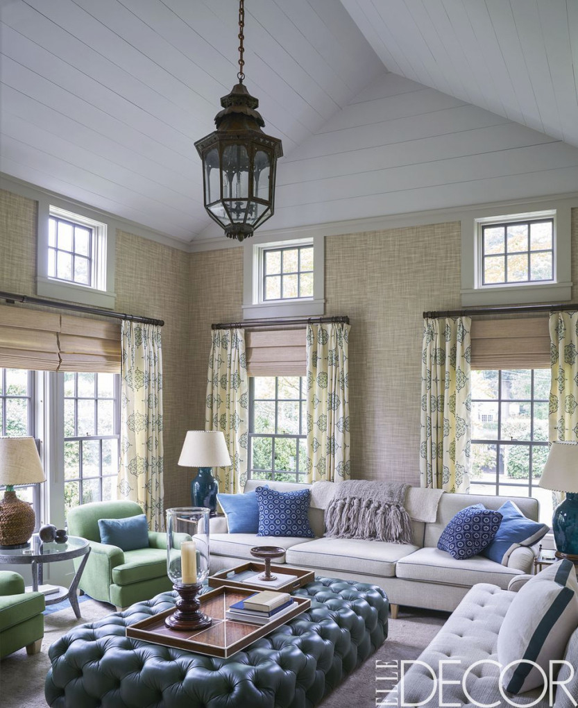 55 Best Living Room Curtain Ideas - Elegant Window Treatments within Living Room Curtains And Drapes