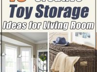 9 Best Toy Storage Ideas For Living Room | Decor Home Ideas with regard to Toy Storage Ideas Living Room