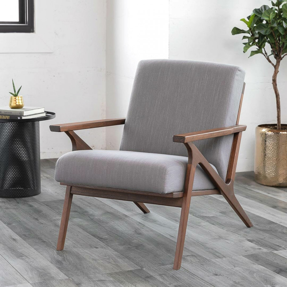 Accent Chairs For Small Spaces | Articulate in Sitting Chairs For Living Room
