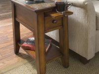 Artwork Of Perfect Small End Table With Drawer | Chair Side with regard to 9+ Awesome Inspiration For Small End Tables Living Room