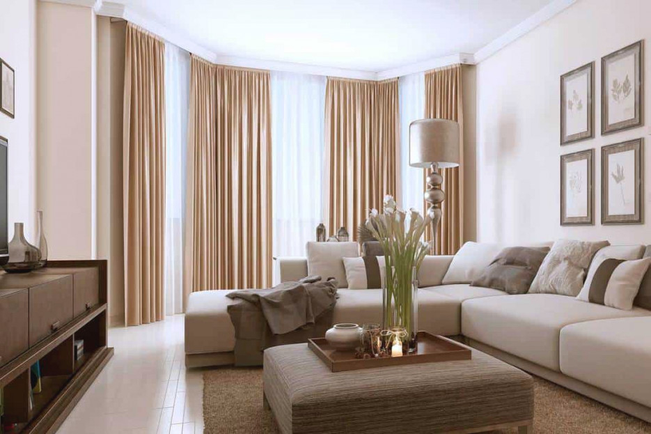 Elegant Draperies For Living Room [17 Ideas That Will intended for 13+ Unique Ideas For Fancy Curtains For Living Room