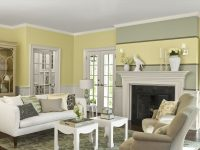 Living Room Color Ideas & Inspiration | Benjamin Moore throughout Paint Colors For Small Living Rooms