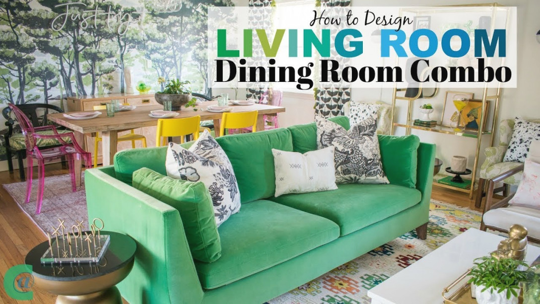 Living Room Dining Room Combo with regard to 15 Ideas Gallery For Living Room Dining Room Combination