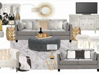 Living Room Grey Ideas Gold Decor Modern Gray Paint And Teal in 10+ Ideas Grey And Gold Living Room