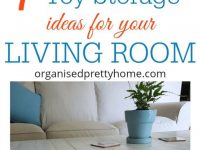 Living Room Toy Storage Ideas – Organised Pretty Home in 8+ Amazing Inspiration Ideas For Toy Storage Ideas Living Room