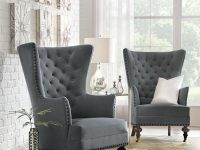 Remmy Club Chair - Armchairs - Accent Chairs - Upholstered with regard to Sitting Chairs For Living Room