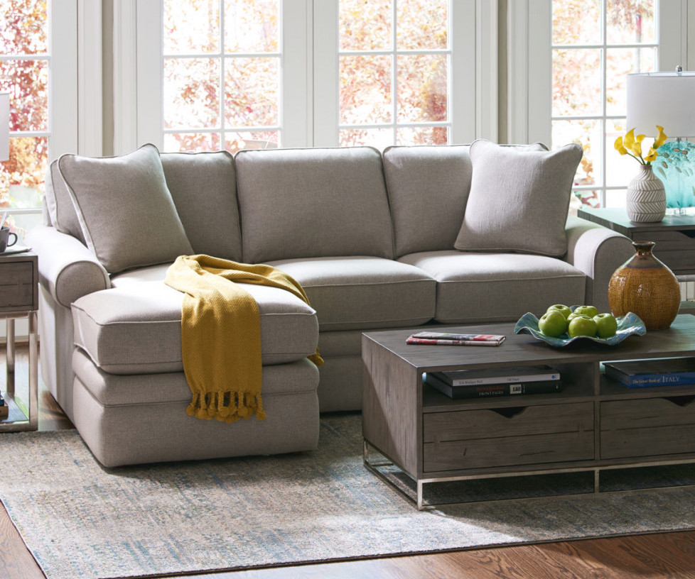 Sectionals | La-Z-Boy pertaining to Sectional For Small Living Room