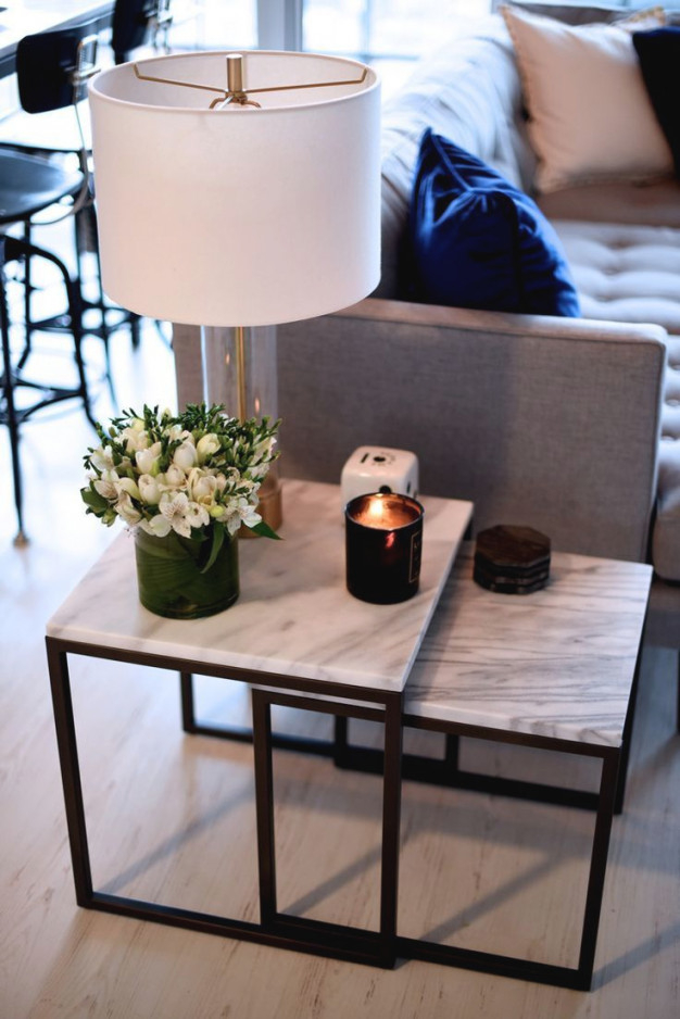 Small Living Room Side Tables - Modern Home Office Furniture for Small End Tables Living Room