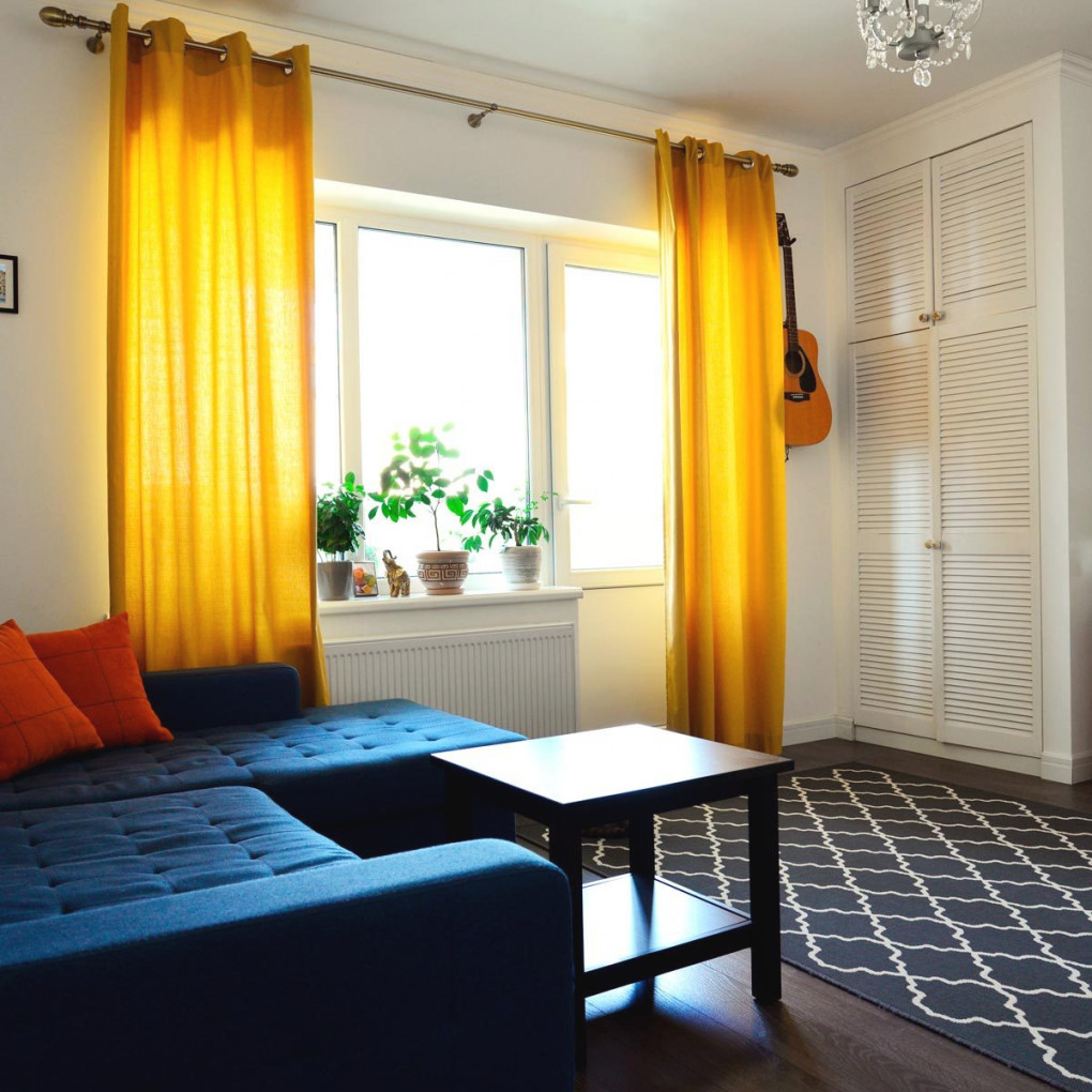 Trending Living Room Curtain Ideas | Family Handyman for Curtain Styles For Living Rooms