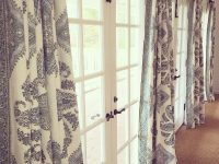 Window Treatments | Curtains | Drapery | French Doors with 15 Unique Gallery For Living Room Curtains And Drapes