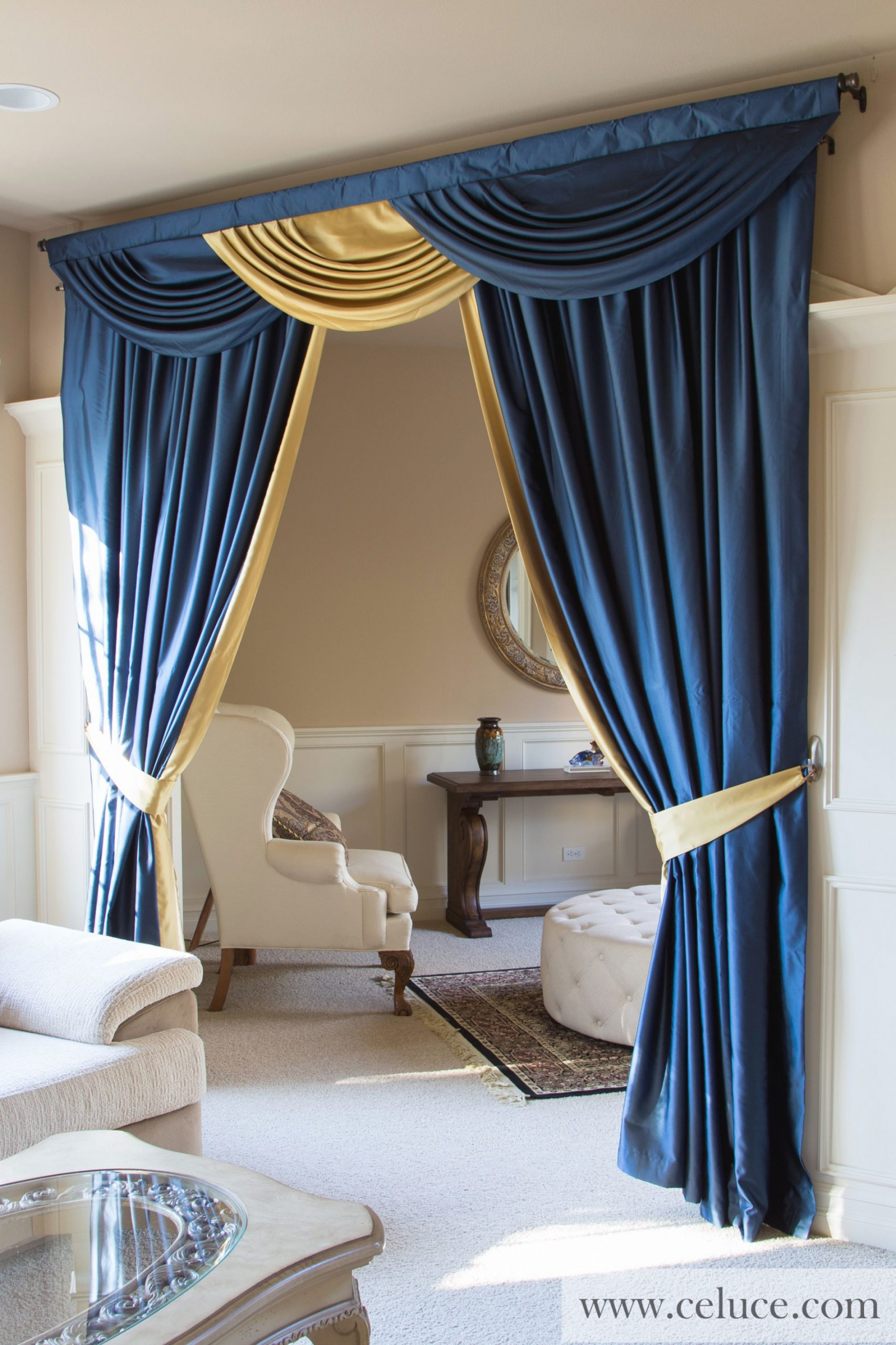 Www.celuce] – Customize Curtains Online | Curtains with Living Room Curtains And Drapes