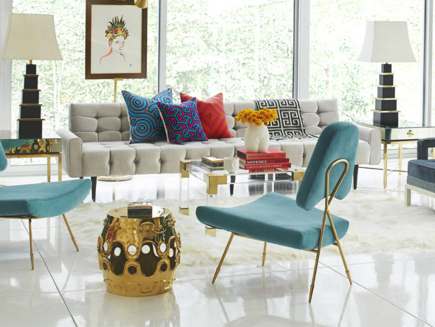 100 Modern Chairs Ideas For Your Home Decor for 15 Unique Gallery For Modern Chairs For Living Room