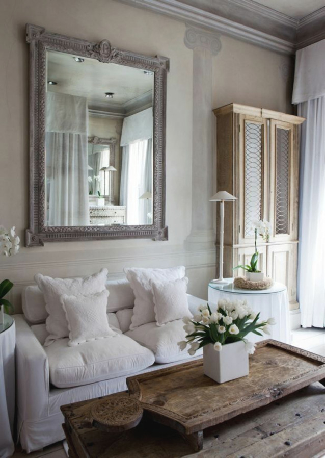 11 French Country Living Room Ideas   Hunker with The Best Ideas for French Country Living Room Ideas