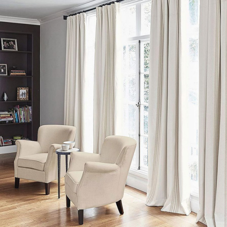 12 Best Curtains For Windows 2020 | The Strategist | New inside 10+ Ideas Curtains For Large Living Room Windows