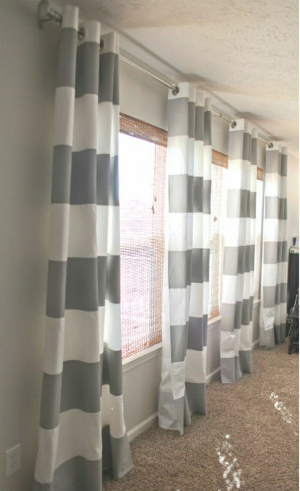 12 Best Living Room Curtain Ideas And Designs For 2021 intended for Curtains For Large Living Room Windows