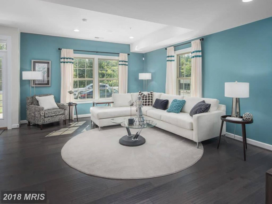 123 Teal Living Room Ideas [Inspiration Photo Post] – Home intended for Gray And Teal Living Room