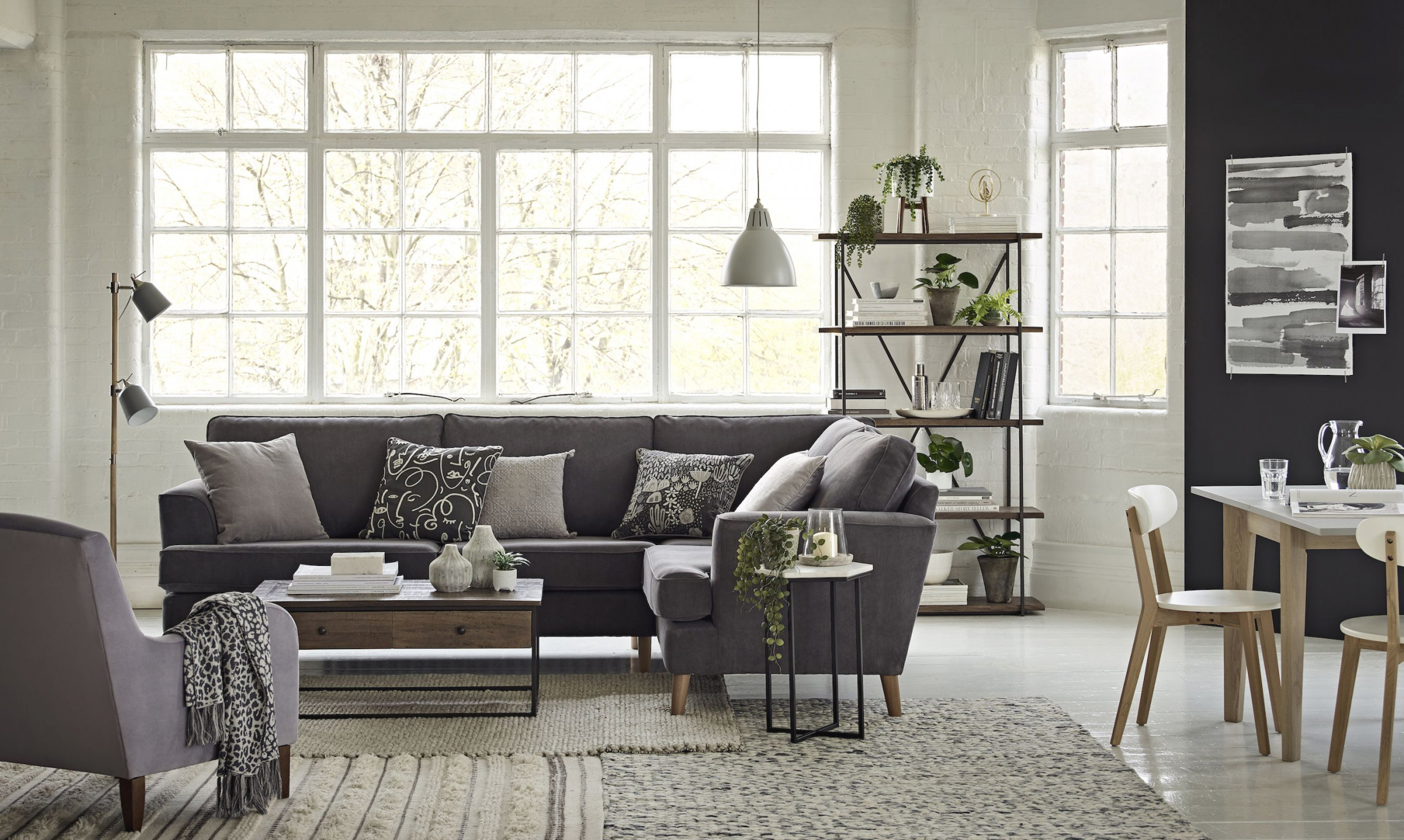 19 Grey Living Room Ideas – Grey Living Room regarding Beautiful Gallery Gray And Teal Living Room
