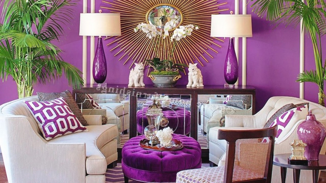 20 Beautiful Purple Living Room Ideas in 12+ Awesome Gallery For Purple And Grey Living Room Ideas