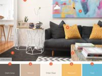 20 Inviting Living Room Color Schemes | Ideas & Inspiration for 12+ Awesome Gallery For Living Room Color Scheme Ideas