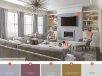 20 Inviting Living Room Color Schemes | Ideas & Inspiration intended for 12+ Awesome Gallery For Living Room Color Scheme Ideas
