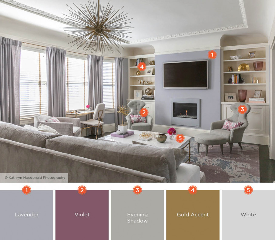 20 Inviting Living Room Color Schemes | Ideas & Inspiration pertaining to 11+ Gallery Awesome Living Room Paint Color Schemes