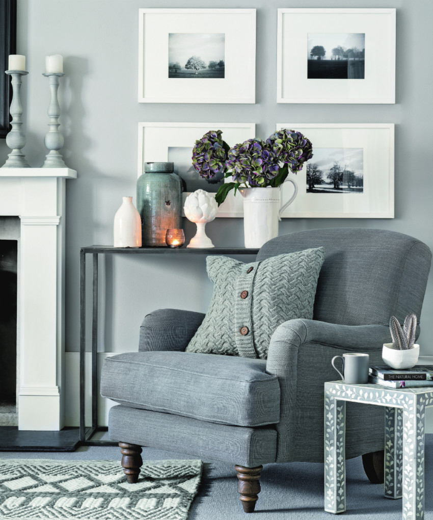 27 Grey Living Room Ideas For Gorgeous And Elegant Spaces with Gray And Teal Living Room