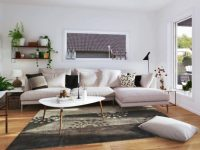 30 Simple But Beautiful Living Room Design Ideas with regard to Interior Design Ideas For Living Room