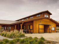 5 Virtual Barn Tours You Must Go On – Cowgirl Magazine for Horse Barns With Living Quarters