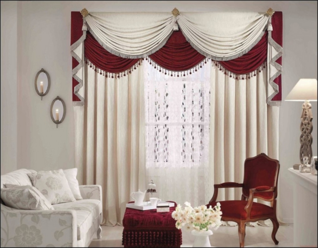 50 Window Valance Curtains For The Interior Design Of Your Home regarding 14+ Inspiration Gallery For Valance Curtains For Living Room