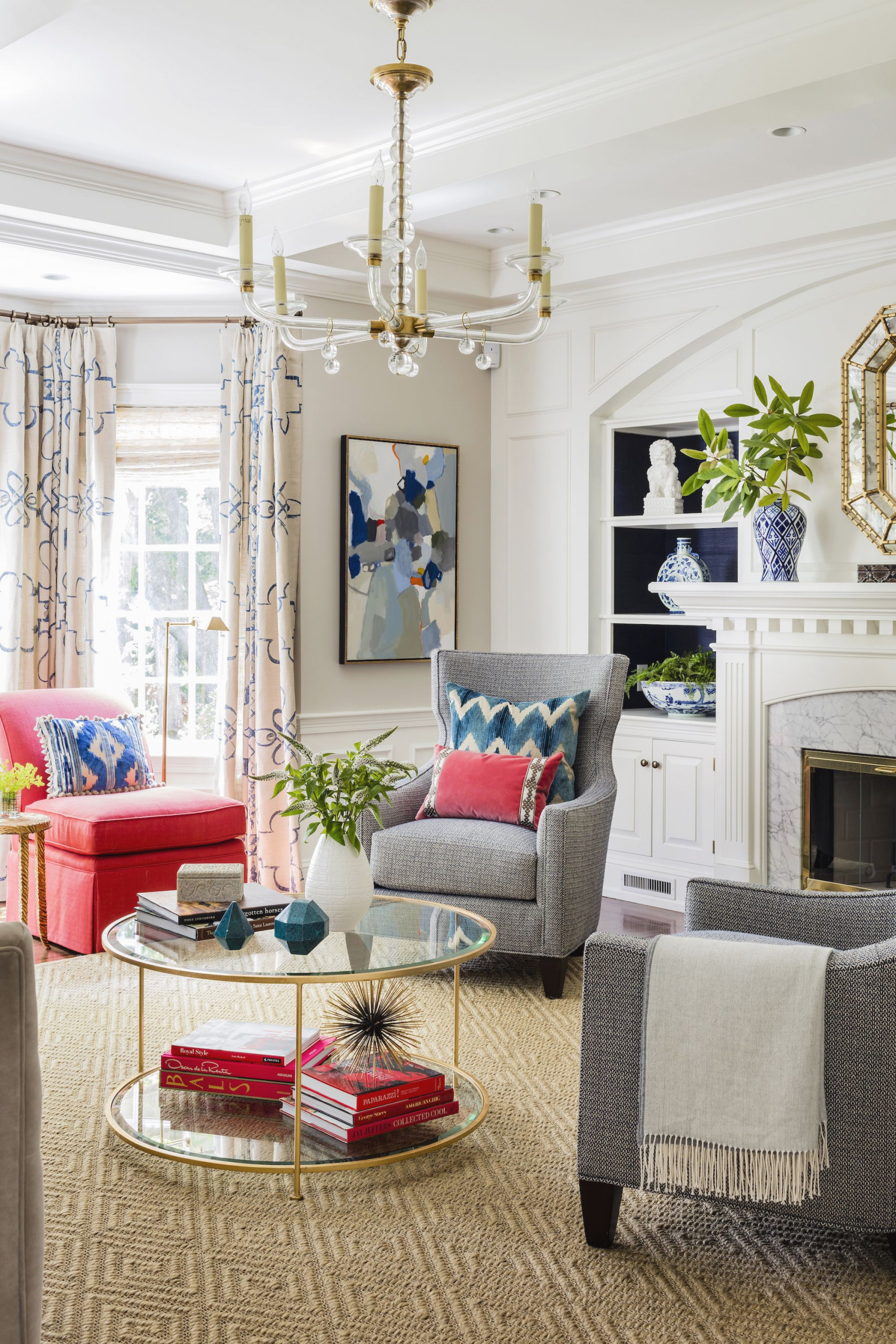 55 Best Living Room Ideas - Stylish Living Room Decorating intended for Ideas Gallery For Living Room Interior Design Ideas