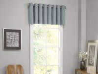 6 Window Valance Styles That Look Great In Any Living Room within Valance Curtains For Living Room