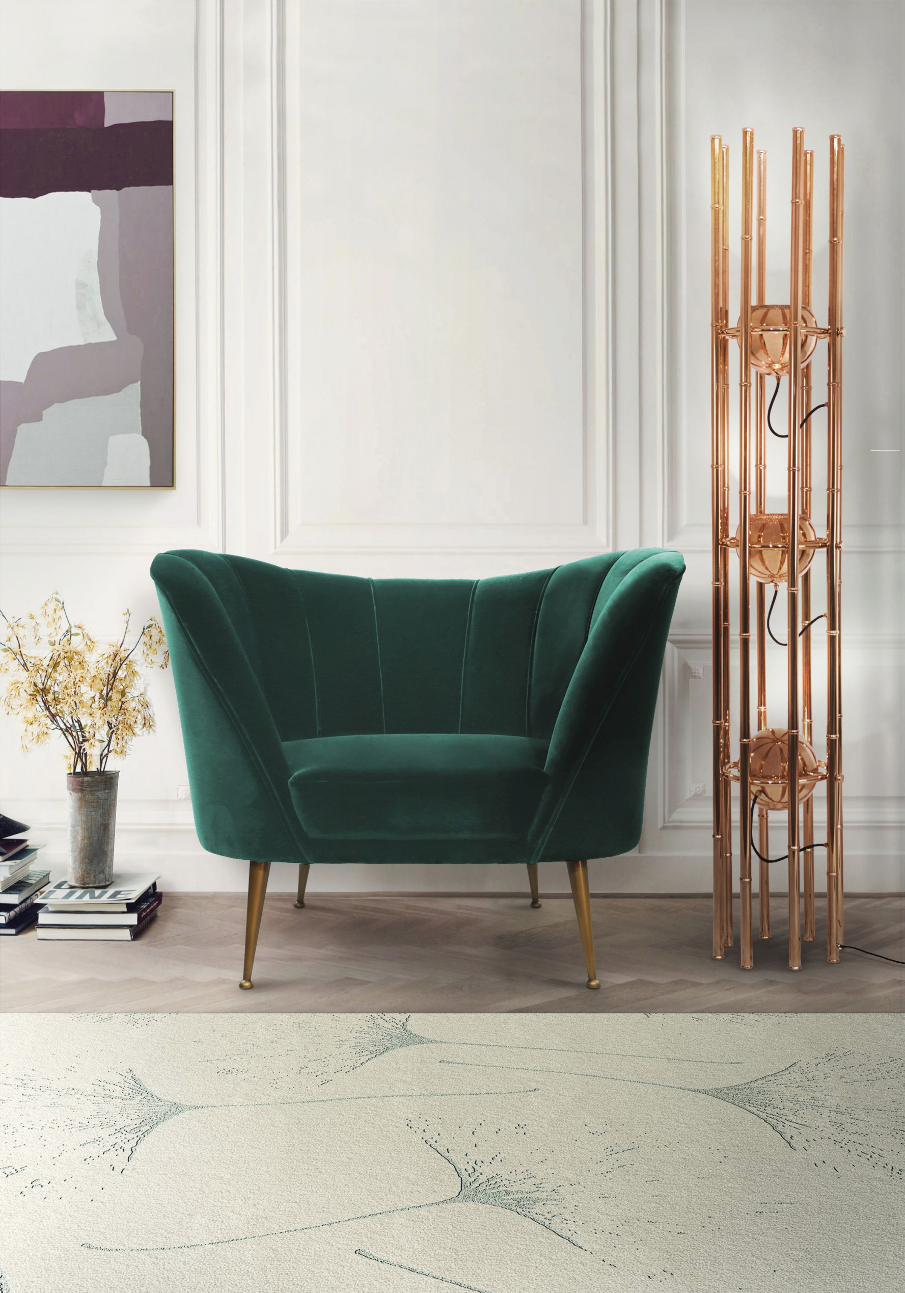 8 Must-Have Living Room Chairs That Will Be Trendy This within Modern Chairs For Living Room